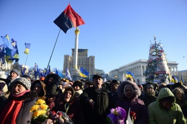 Ukrayna'da hükümet karşıtı gösteriler 2