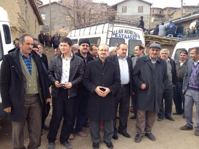 Ak Parti Konya'nın Seçim Çalışmaları Sürüyor 1