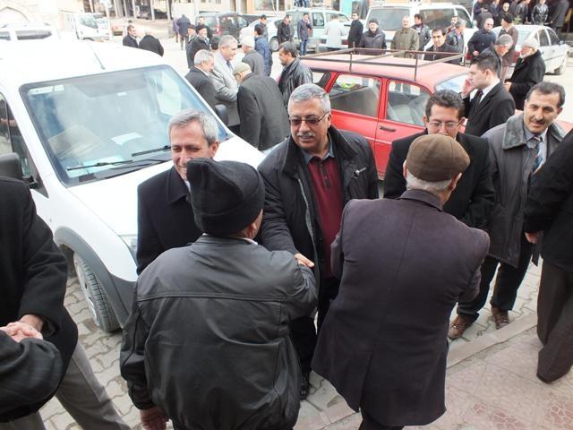 Ak Parti Konya'nın Seçim Çalışmaları Sürüyor 5
