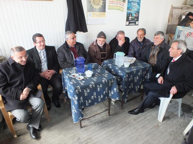 Ak Parti Konya'nın Seçim Çalışmaları Sürüyor 6