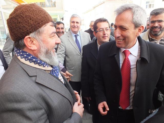 Ak Parti Konya'nın Seçim Çalışmaları Sürüyor 7