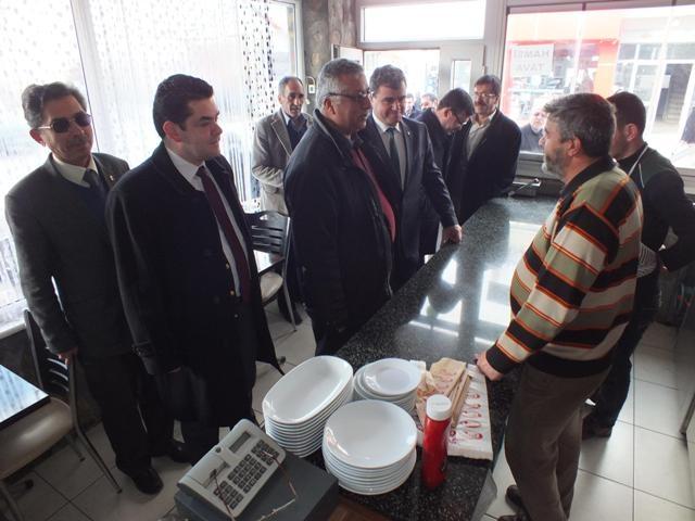 Ak Parti Konya'nın Seçim Çalışmaları Sürüyor 8