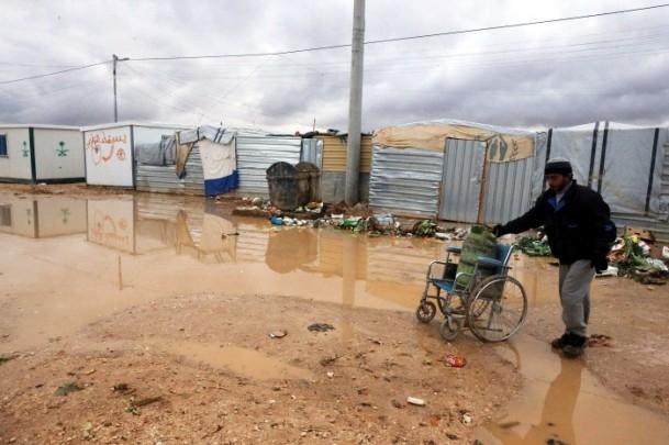 Ürdün'de yaşam mücadelesi veren Suriyeliler 1