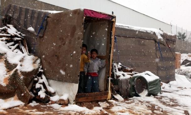 Ürdün'de yaşam mücadelesi veren Suriyeliler 2