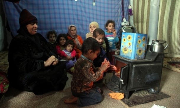 Ürdün'de yaşam mücadelesi veren Suriyeliler 3