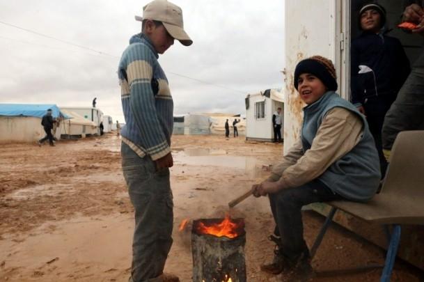 Ürdün'de yaşam mücadelesi veren Suriyeliler 5
