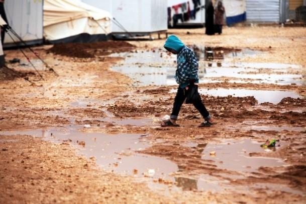 Ürdün'de yaşam mücadelesi veren Suriyeliler 7