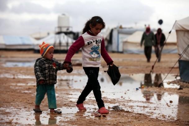 Ürdün'de yaşam mücadelesi veren Suriyeliler 8