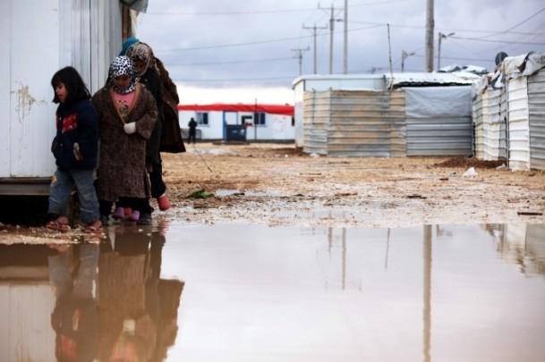 Ürdün'de yaşam mücadelesi veren Suriyeliler 9