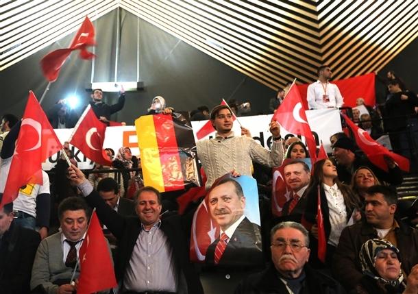 Başbakan Erdoğan Berlin'de 11