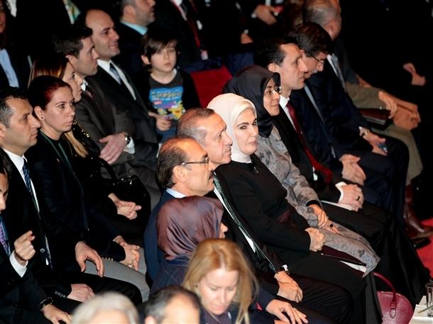 Başbakan Erdoğan Berlin'de 12