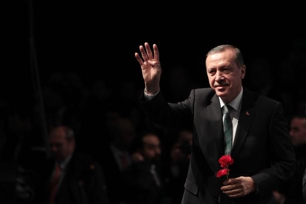 Başbakan Erdoğan Berlin'de 13
