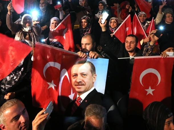 Başbakan Erdoğan Berlin'de 14