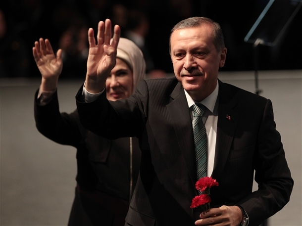 Başbakan Erdoğan Berlin'de 3