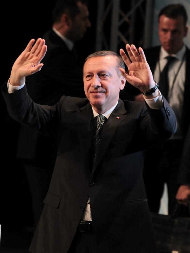 Başbakan Erdoğan Berlin'de 4