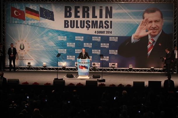 Başbakan Erdoğan Berlin'de 5
