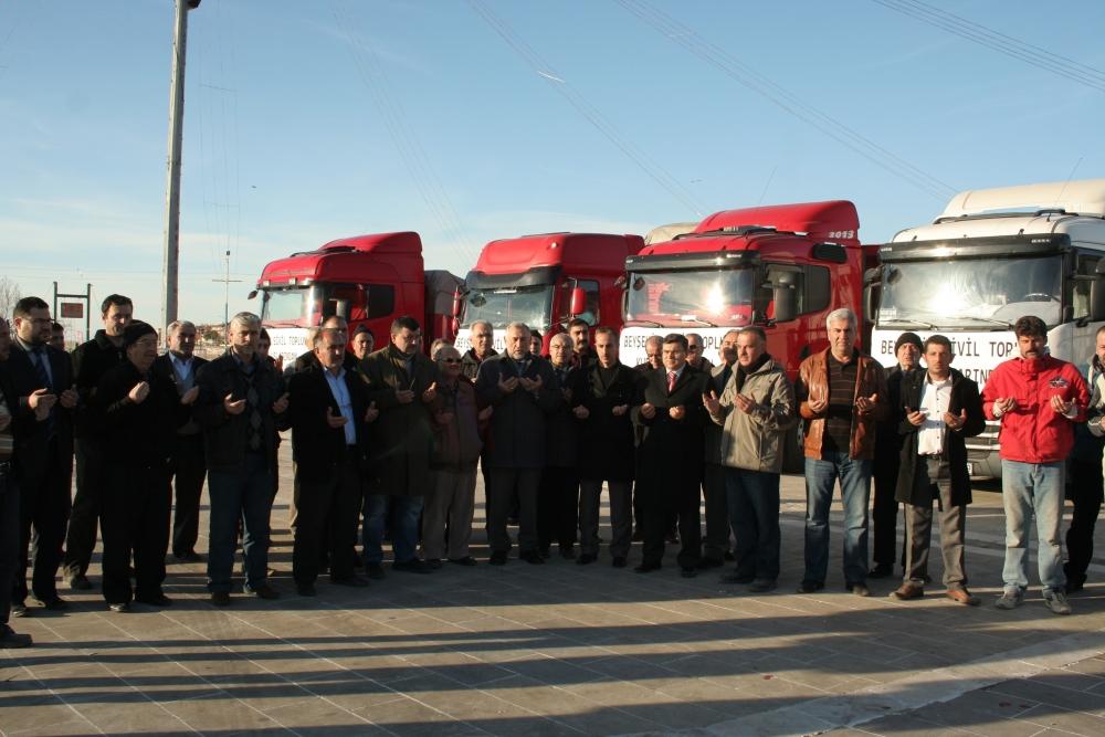 Konya ve Aksaray'dan Suriye'ye yardım 5