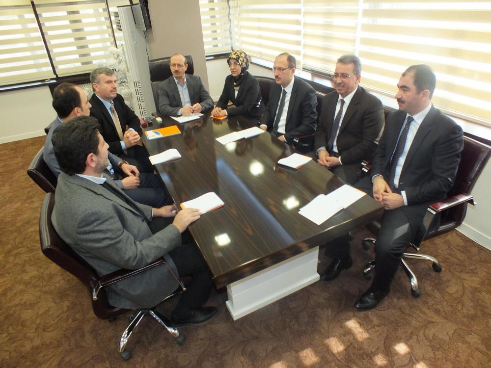 Ak Parti Konya Koordinasyon Toplantısı Yapıldı 2