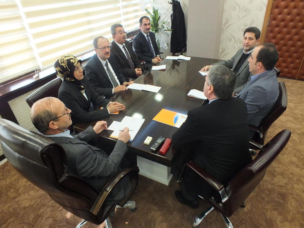 Ak Parti Konya Koordinasyon Toplantısı Yapıldı 3