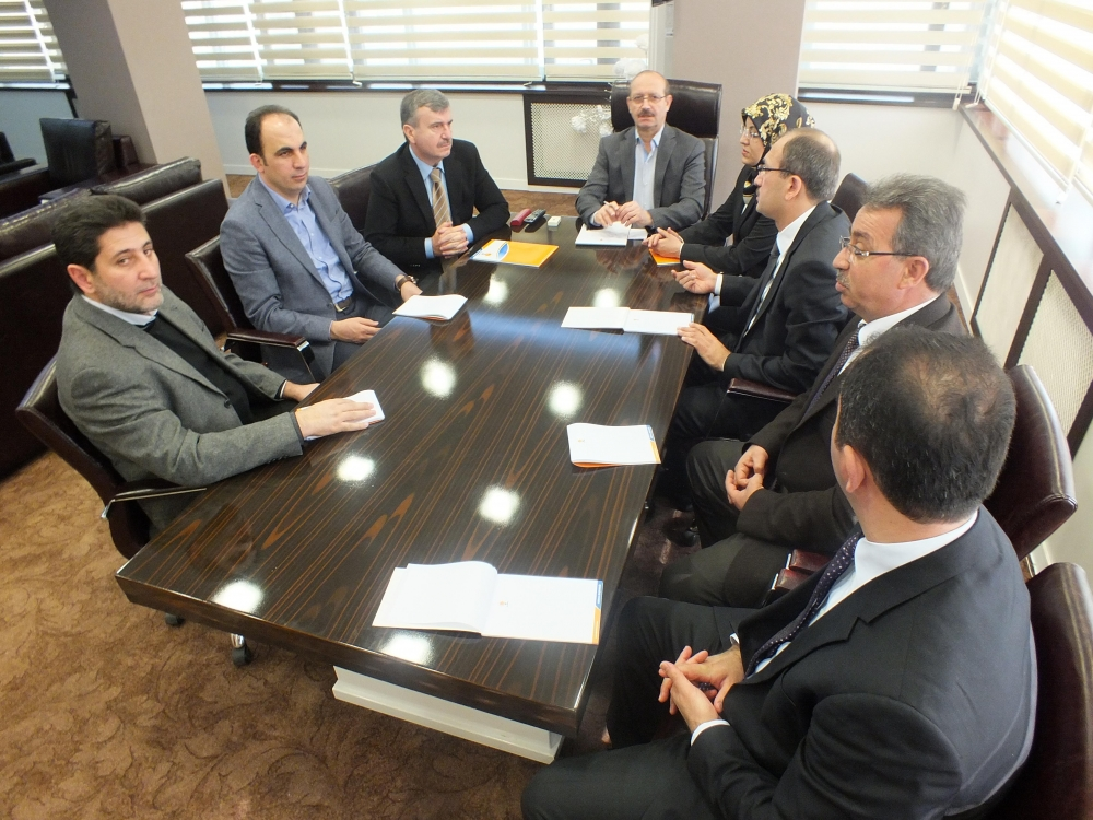 Ak Parti Konya Koordinasyon Toplantısı Yapıldı 4