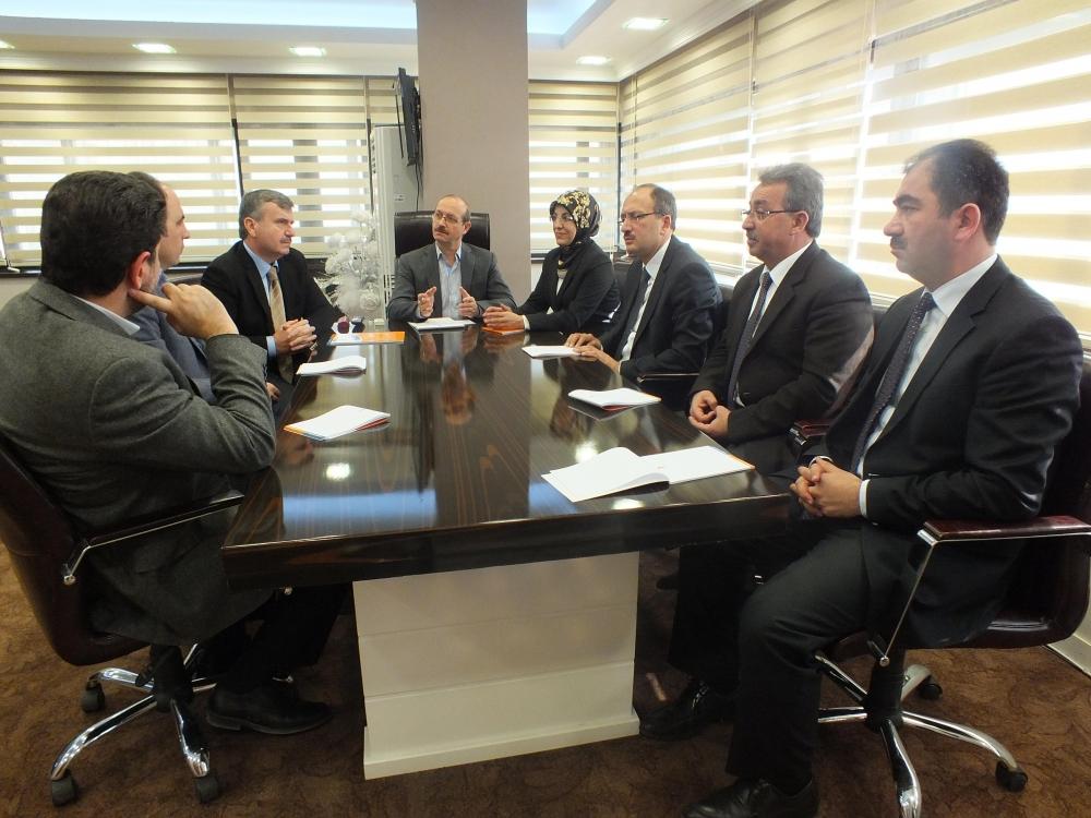 Ak Parti Konya Koordinasyon Toplantısı Yapıldı 5