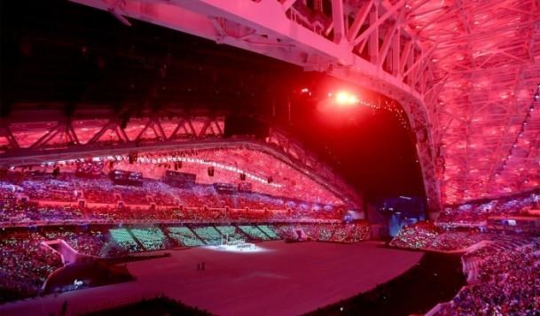 22. Kış Olimpiyat Oyunları başladı 13