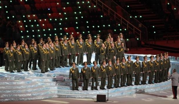 22. Kış Olimpiyat Oyunları başladı 15