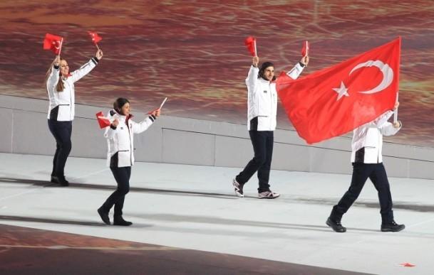 22. Kış Olimpiyat Oyunları başladı 17