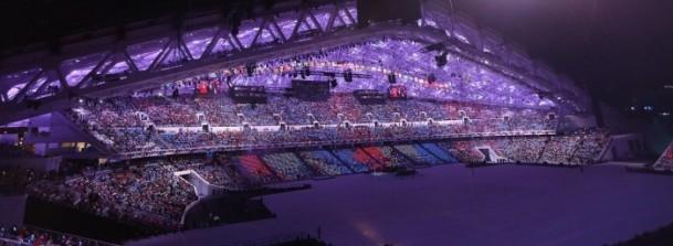 22. Kış Olimpiyat Oyunları başladı 19