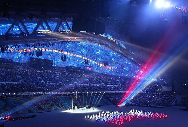 22. Kış Olimpiyat Oyunları başladı 20