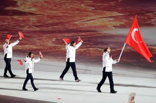 22. Kış Olimpiyat Oyunları başladı 3