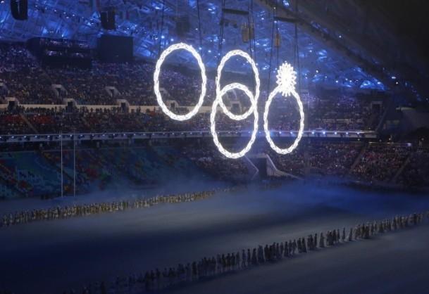 22. Kış Olimpiyat Oyunları başladı 5