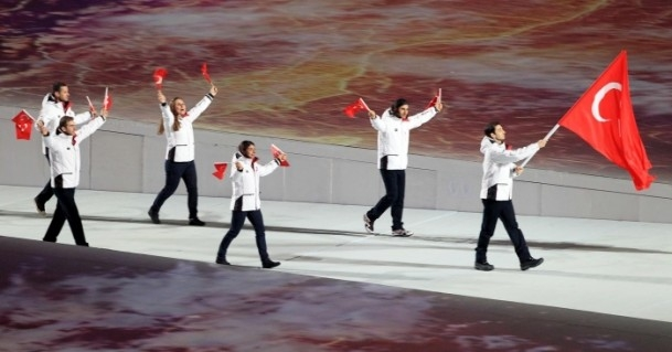 22. Kış Olimpiyat Oyunları başladı 6