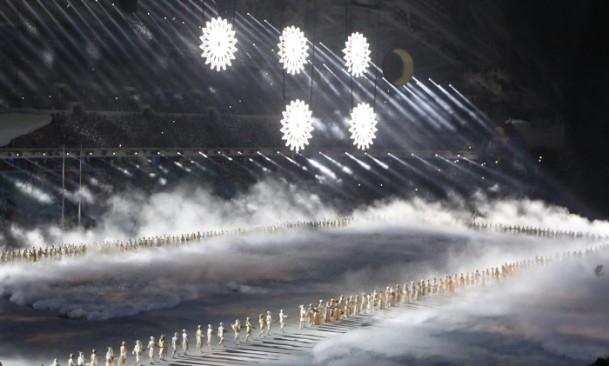 22. Kış Olimpiyat Oyunları başladı 8