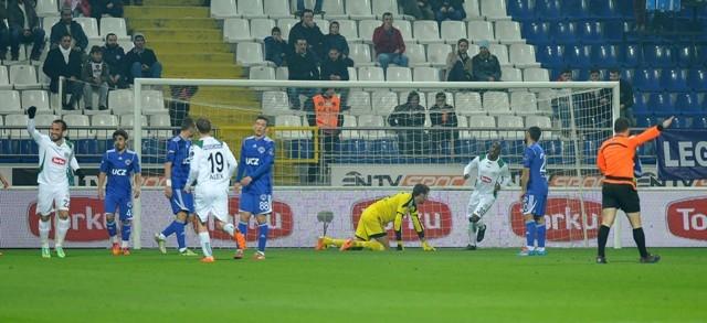 Kasımpaşa - Torku Konyaspor 11