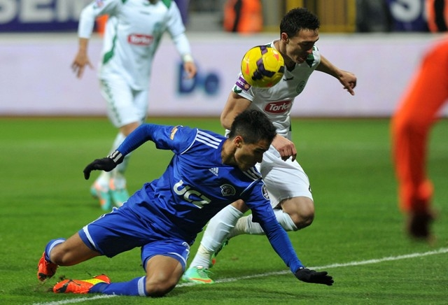Kasımpaşa - Torku Konyaspor 16