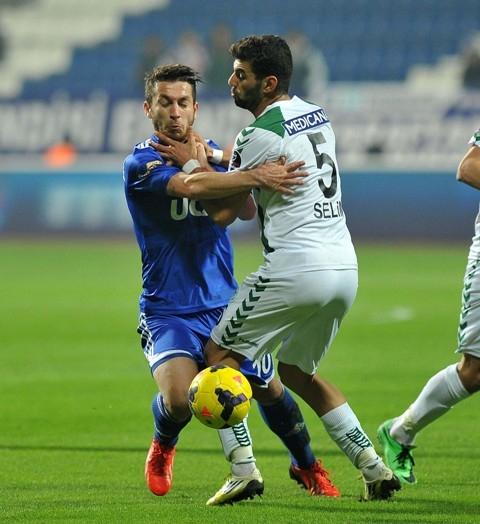 Kasımpaşa - Torku Konyaspor 19