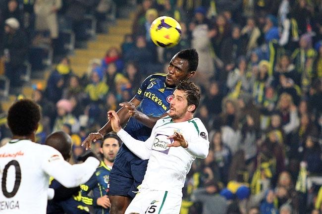 Fenerbahçe, Akhisar'ı 4-0 mağlup etti 2