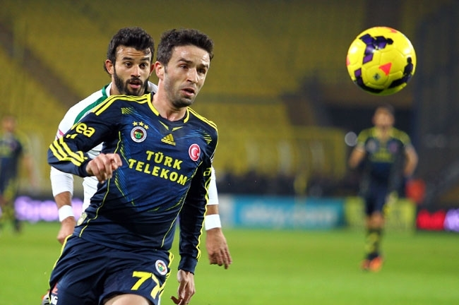 Fenerbahçe, Akhisar'ı 4-0 mağlup etti 4