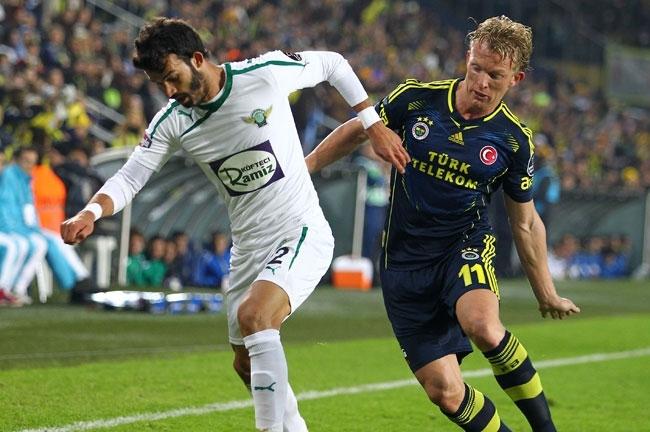 Fenerbahçe, Akhisar'ı 4-0 mağlup etti 5