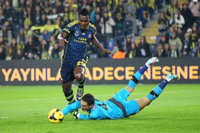 Fenerbahçe, Akhisar'ı 4-0 mağlup etti 7