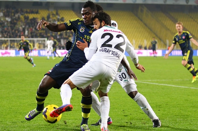Fenerbahçe, Akhisar'ı 4-0 mağlup etti 8