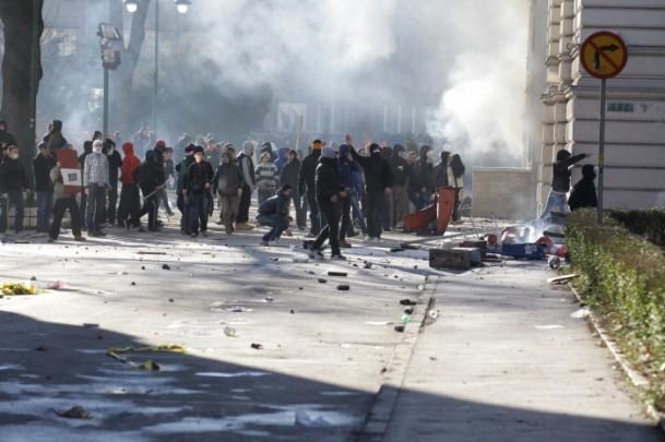 Bosna Hersek'te protestolar sürüyor 10