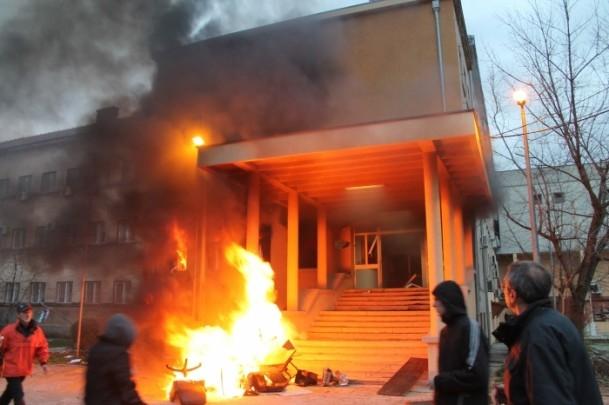 Bosna Hersek'te protestolar sürüyor 2