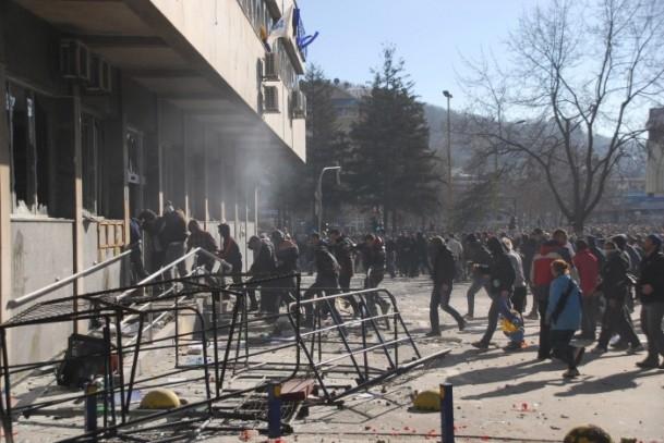 Bosna Hersek'te protestolar sürüyor 21
