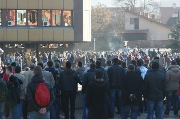 Bosna Hersek'te protestolar sürüyor 22