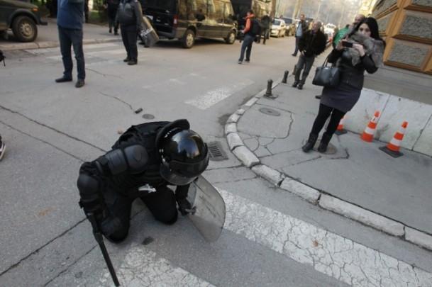 Bosna Hersek'te protestolar sürüyor 25