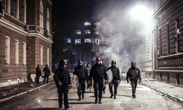 Bosna Hersek'te protestolar sürüyor 33