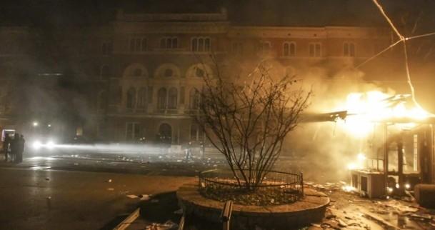 Bosna Hersek'te protestolar sürüyor 34