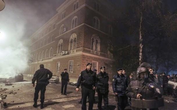 Bosna Hersek'te protestolar sürüyor 39